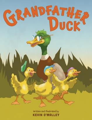 Cover image for the book Grandfather Duck