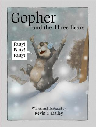 Cover image for the book Gopher and the Three Bears