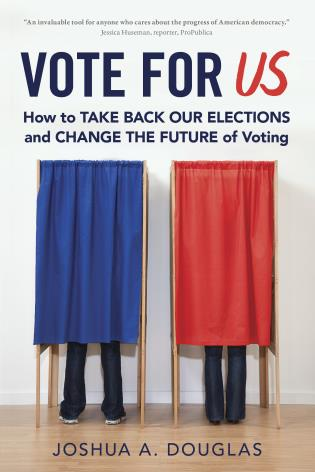 Cover image for the book Vote for US: How to Take Back Our Elections and Change the Future of Voting