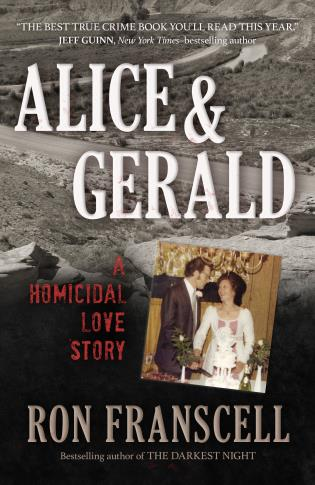 Cover image for the book Alice & Gerald: A Homicidal Love Story