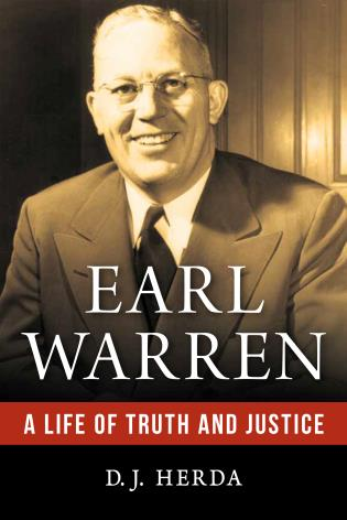 Cover image for the book Earl Warren: A Life of Truth and Justice