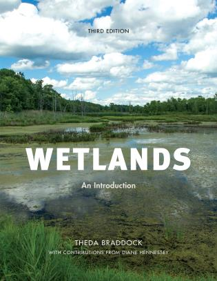 Cover image for the book Wetlands: An Introduction, Third Edition