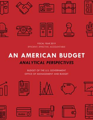 Cover image for the book Analytical Perspectives: Budget of the United States Government Fiscal Year 2019