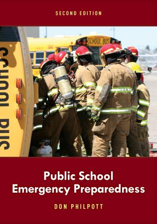 Cover image for the book Public School Emergency Preparedness, Second Edition