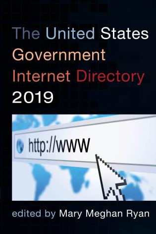 Cover image for the book The United States Government Internet Directory 2019