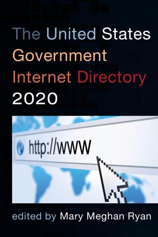Cover image for the book The United States Government Internet Directory 2020