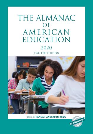 Cover image for the book The Almanac of American Education 2020, Twelfth Edition