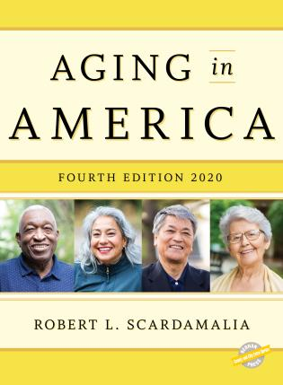 Cover image for the book Aging in America 2020, Fourth Edition