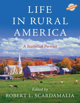 Cover image for the book Life in Rural America: A Statistical Portrait