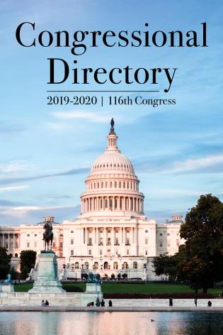 Cover image for the book Congressional Directory, 2019-2020, 116th Congress