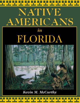 Cover image for the book Native Americans in Florida