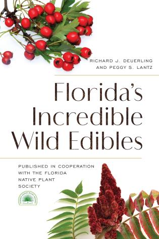 Cover image for the book Florida's Incredible Wild Edibles, 2nd Edition