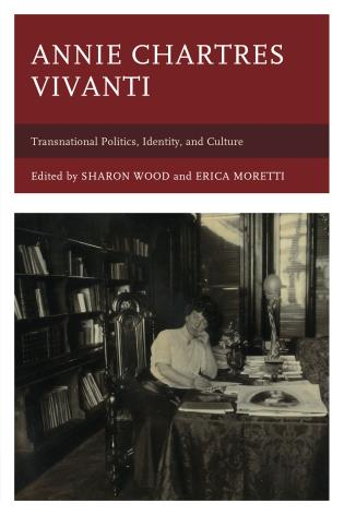 Cover image for the book Annie Chartres Vivanti: Transnational Politics, Identity, and Culture