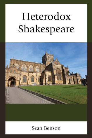 Cover image for the book Heterodox Shakespeare