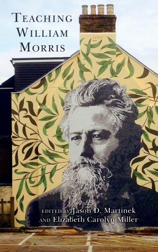 Cover image for the book Teaching William Morris