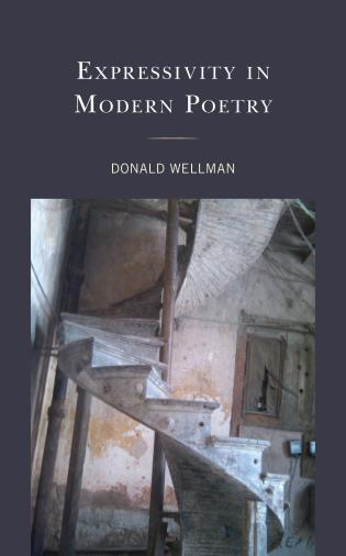 Cover image for the book Expressivity in Modern Poetry