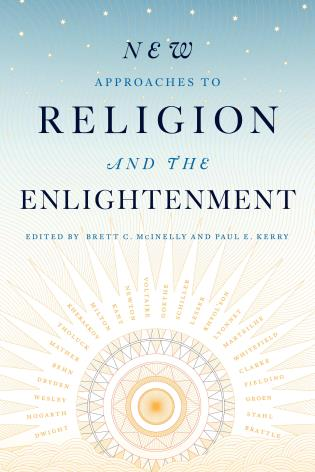 Cover image for the book New Approaches to Religion and the Enlightenment