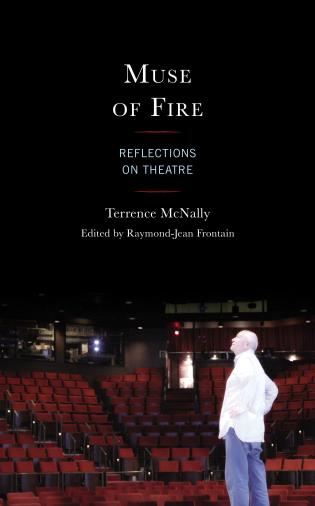 Cover image for the book Muse of Fire: Reflections on Theatre