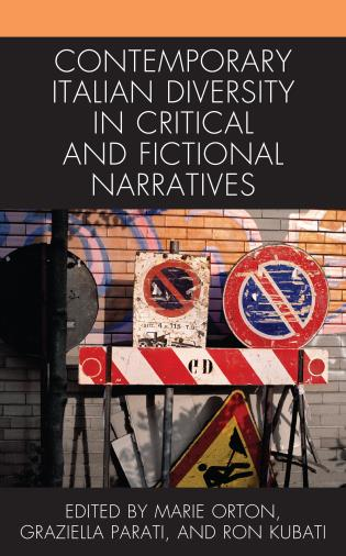 Cover image for the book Contemporary Italian Diversity in Critical and Fictional Narratives