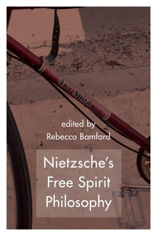 Cover image for the book Nietzsche's Free Spirit Philosophy