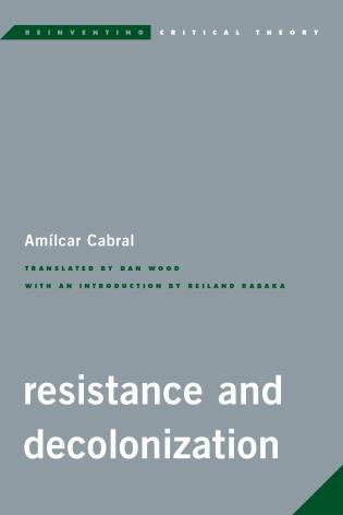 Cover image for the book Resistance and Decolonization