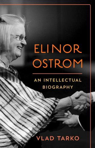 Cover image for the book Elinor Ostrom: An Intellectual Biography