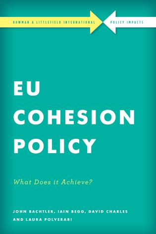 Cover image for the book EU Cohesion Policy in Practice: What Does it Achieve?