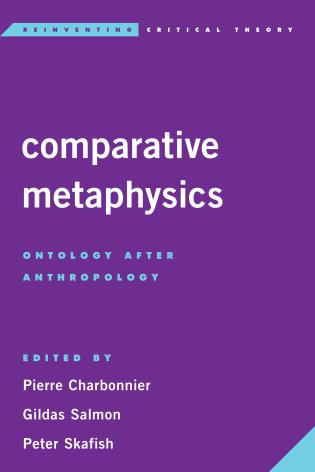 Cover image for the book Comparative Metaphysics: Ontology After Anthropology