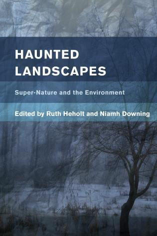 Cover image for the book Haunted Landscapes: Super-Nature and the Environment