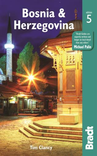 Cover image for the book Bosnia and Herzegovina, 5th Edition