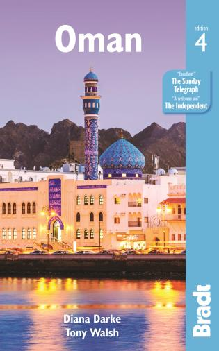 Cover image for the book Oman, 4th edition