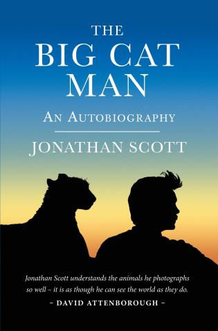 Cover image for the book The Big Cat Man: An Autobiography, 1st edition
