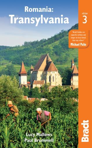 Cover image for the book Romania: Transylvania, Third Edition