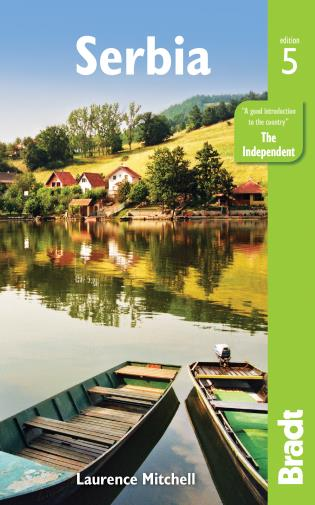 Cover image for the book Serbia, Fifth Edition