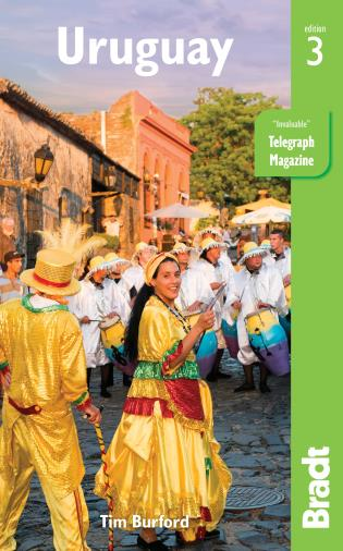 Cover image for the book Uruguay, Third Edition