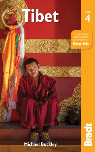 Cover image for the book Tibet, 4th edition