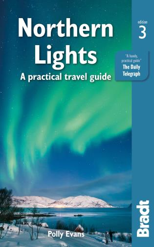 Cover image for the book Northern Lights: A Practical Travel Guide, Third edition