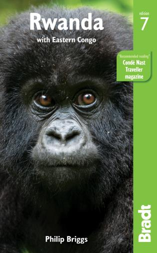 Cover image for the book Rwanda: with Eastern Congo, Seventh edition
