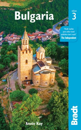 Cover image for the book Bulgaria, Third edition