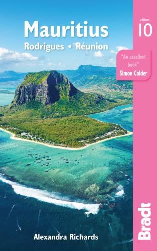 Cover image for the book Mauritius, Rodrigues and Réunion, Tenth Edition