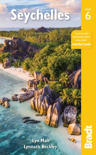 Cover image for the book Seychelles, Sixth edition