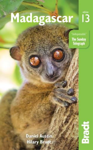 Cover image for the book Madagascar, Thirteenth edition