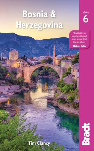 Cover image for the book Bosnia & Herzegovina, Sixth Edition