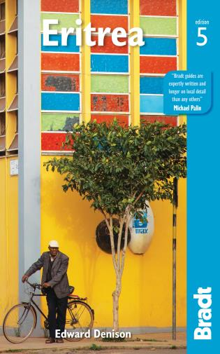 Cover image for the book Eritrea, Fifth Edition