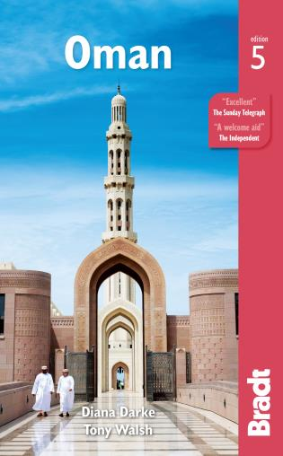 Cover image for the book Oman, Fifth edition