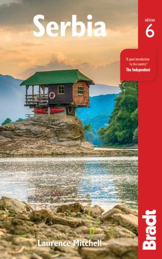 Cover image for the book Serbia, Sixth edition