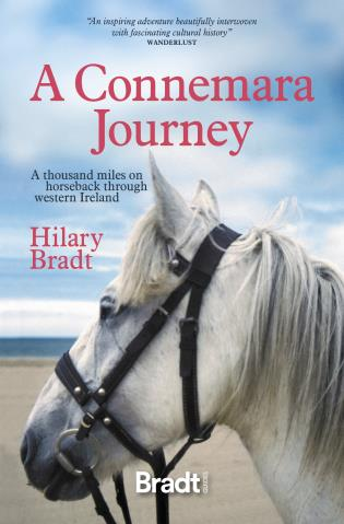 Cover image for the book A Connemara Journey: A Thousand Miles on Horseback Through Western Ireland
