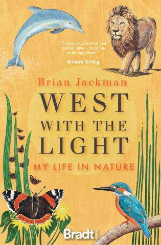 Cover image for the book West with the Light: My life in Nature
