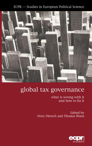Cover image for the book Global Tax Governance: What is Wrong with It and How to Fix It