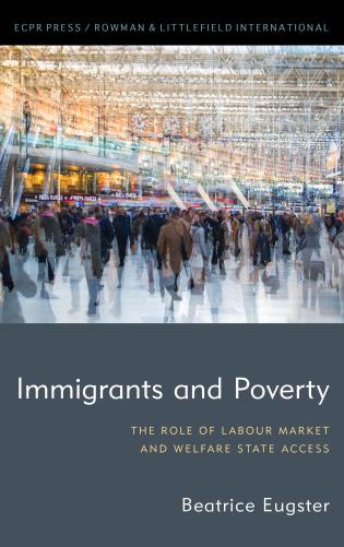 Cover image for the book Immigrants and Poverty: The Role of Labour Market and Welfare State Access